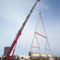 270 Ton All Terrain Crane GP Bridge 5