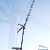 500 Ton LTM 1400 7.1 All Terrain Crane